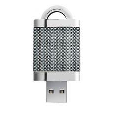 USB Stick Jet Hematite