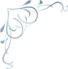 Blue Swirl Heart clip art - vector clip art online, royalty free & public domain