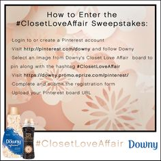 How to enter the #ClosetLoveAffair sweepstakes Kohls rocks and it would be awesome to win more!