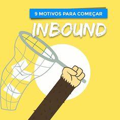 Se você ainda tem alguma incerteza sobre aplicar o Inbound Marketing para sua empresa trago os 9 motivos para você começar a estratégia o quanto antes.  Para ler o artigo basta acessar o nosos blog pelo link da BIO. ;) | #Marketing #MarketingDigital #RedesSociais #RibeirãoPreto #MarketingDeConteúdo #Inbound Marketing