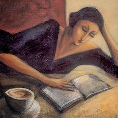 Reading and Art: Robert Brown