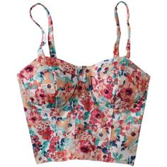 So cute & perfect to wear under loose tank tops! Xhilaration Juniors Bralette Top $14.99