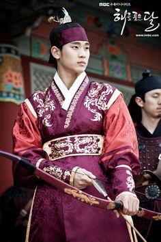 한복 Hanbok for him (King) / Traditional Korean clothes