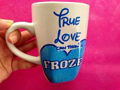 I love all things warm quote Disney Olaf Frozen by SeedsOfFaithMom