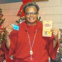 Gladewater ISD Sharon Steward has provided many items for the Christmas enjoyment of the students at Weldon Intermediate School. She has decorated the school and provided treats for the faculty. Sharon has helped create a great atmosphere for the last weeks of the semester.
