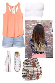 """Back to school 9th grade"" by wafflez-cry-syrup ❤ liked on Polyvore"