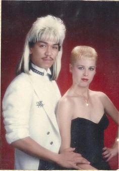 Awkward prom photo....
