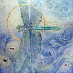 Dragonfly by puimun on DeviantArt