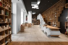 Gallery of Slovenian Book Center In Trieste / SoNo Arhitekti - 1