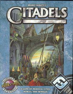 Citadels   BoardGameGeek
