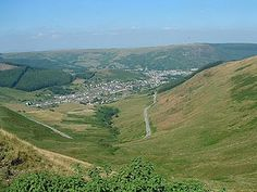 The Rhondda Valley in South Wales. Where my name originated.