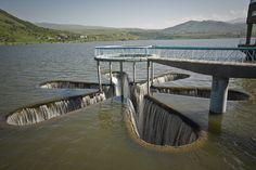 Arquitetura e água, uma combinação interessante