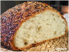 Хлеб без замеса (No-Knead Bread) | Blog Loravo: Кулинарные записки дизайнераBlog Loravo: Кулинарные записки дизайнера