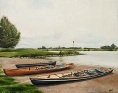 Erica Hyatt Fine Art - Erica Hyatt Fine Art Expressive Realist Painter of Landscapes and Portraits. Limited edition prints still available. New Shows, Limited Edition Prints, Original Art, Paintings, Fine Art, Rowing, Landscapes, Portraits, Lunch