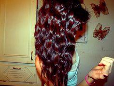mermaid hair | Tumblr