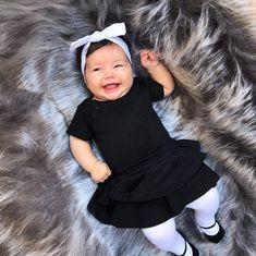Boxiki Kids and Sharp Brain Zone Baby Girl Fall Outfits, Newborn Girl Outfits, Baby Girl Fashion, Baby Girl Newborn, Beautiful Children, Beautiful Babies, Cute Baby Girl, Cute Babies, Trendy Baby Clothes