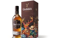 Glenfiddich unveils limited-edition design pack for Chinese New Year Single Malt Whisky, Chinese New Year, Scotch, Cigars, Whiskey Bottle, Rum, Alcohol, Product Launch, Packing