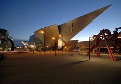 Denver Art Museum / Daniel Libeskind #architecture