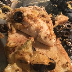 My mom wasn't known for her cooking skills, but she had a few recipes that I just loved! Unfortunately, I lost her recipe that inspired this dish, but I faked it and it turned out wonderfully…