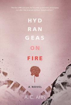 Hydrangeas on Fire