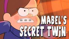 Gravity Falls: Mabel's Secret Twin - Big Secrets Revealed!