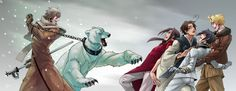 Oh, of course Russia would have a polar bear on a leash/chain.<----someone call Canada