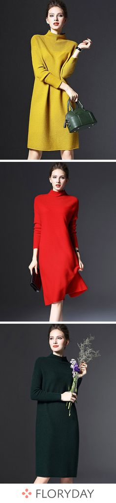 Shop Floryday for affordable Dresses. Floryday offers latest ladies' Dresses collections to fit every occasion. Affordable Dresses, Elegant Dresses, Japanese Minimalist Fashion, Dress Attire, Frack, Cool Style, My Style, Buy Dress, Women's Fashion Dresses