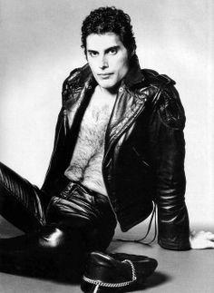 Freddie Mercury.
