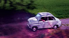 Mit dem Goggomobil zurück ins Jahr 1955. http://www.autorevue.at/zeitreise/zeitmaschinen/das-wunder-von-dingolfing.html