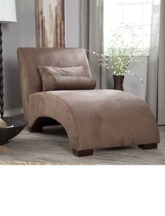 Large Indoor Chaise Lounge Chair