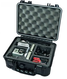 Go Professional XB-500 GoPro Case :: Express Post Delivery In Australia $89.95