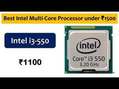 3.20-GHz Dual-Core Processor under 1500 Rupees {हिंदी में}   #Intel i3-5... Top Computer, Computer Build, Multi Core Processor, Gaming Desktop, Used Computers, Intel Processors, Latest Gadgets, Mind Blown, Save Yourself