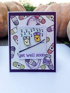 Get Well Soon - Scrapbook.com