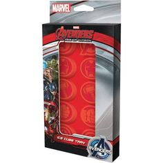 Marvel Comics Avengers Age Of Ultron Team Ice Cube Tray