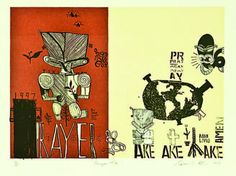 lithograph, title inscribed, signed and dated 1997 525 x on Aug 2011 Nz Art, Year 8, Maori Art, Design Inspiration, Design Ideas, Art Series, Cursed Child Book, Negative Space, Nativity