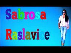 Sabrosa Raslavice - Užarav