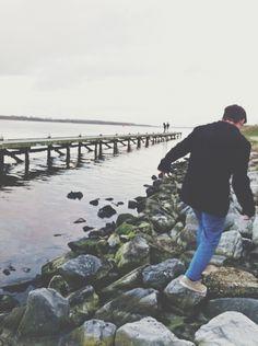 Me in Veeree - the Netherlands last Christmas #dutch #netherlands #holland #winter #pond #christmas #vere #europe