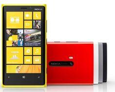 Nokia Lumia 920 con Windows Phone 8