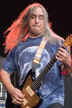 J Mascis - I especially appreciate the work he did to keep guitar solos cool. I mean, as a guitarist, what's the point of being in a band if I can't take a solo once in a while if not on EVERY TUNE (unless of course it's not called for, which DOES happen now and then).