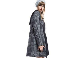 Warm, Coat, Jackets, Fashion, Down Jackets, Moda, Sewing Coat, Fashion Styles, Peacoats