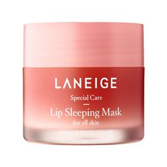 - You've heard of sleeping masks for your entire face, right? This one targets your lips while you sleep so you wake up with the softest pout ever.