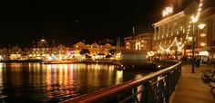 Disney World, Boardwalk Hotel