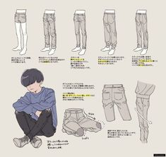 Manga Drawing Tips Embedded - Drawing Reference Poses, Drawing Poses, Manga Drawing, Drawing Tips, Figure Drawing, Drawing Sketches, Art Drawings, Digital Art Tutorial, Drawing Clothes