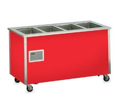 "Vollrath Signature Server Classic 34""H ADA Three Well Hot Food Station 46""L - 37030    Signature Server Classic 34""H ADA Three Well Hot Food Station, 46""L, 28"" W, modular, enclosed base, with (3) 12"" x 20"" hot food wells, Touch Temp control panel, s/s top, UL listed, meets NSF Standard 4 performance criteria, Manifold drains std for hot wells"
