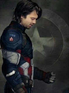 I've said before how I'm not sure about Bucky being Captain America. But this is one of the best, if not THE best version I have seen!