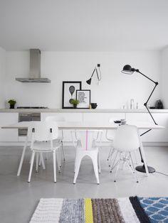Kitchen& Dining      WHITE