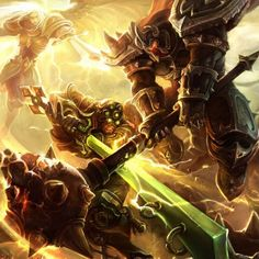 League of Legends Wallpapers – Bring on Dominion!
