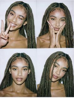 Black Girl Aesthetic, Aesthetic Hair, Aesthetic Beauty, Hair Inspo, Hair Inspiration, Girl Hairstyles, Braided Hairstyles, Pretty People, Beautiful People