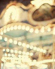 carnival lights by Carl Christensen,