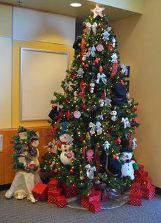 Arvada Ridge Branch - Snowman Family 2013 Christmas Tree Decorations, Holiday Decor, Snowman, Home Decor, Decoration Home, Room Decor, Snowmen, Home Interior Design, Home Decoration